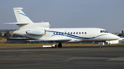 A picture of FHEBO - Dassault Falcon 900EX - [236] - © Timothy Brandt