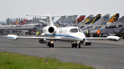 D-CGFE - Bombardier Learjet 36A - Gesellschaft für Flugzieldarstellung (GFD)