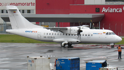 HK-5331-X - ATR 42-600 - EasyFly