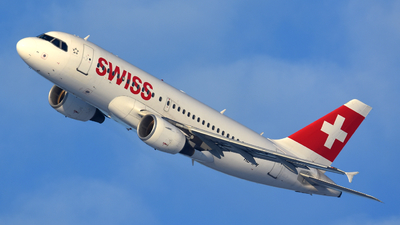 HB-IPY - Airbus A319-112 - Swiss