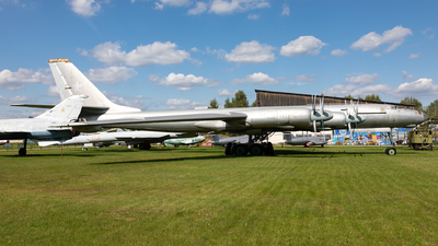 45 - Tupolev Tu-95 Bear - Soviet Union - Air Force