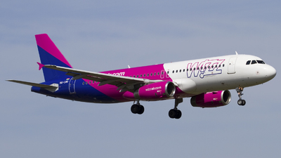 A picture of HALWO - Airbus A320232 - Wizz Air - © Rafal Pruszkowski