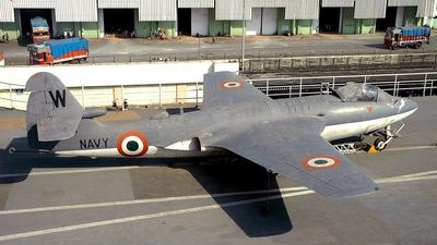 IN244 - Hawker Sea Hawk Mk.101 - India - Navy