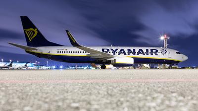 A picture of EIDYN - Boeing 7378AS - Ryanair - © Carlos Miguel Seabra