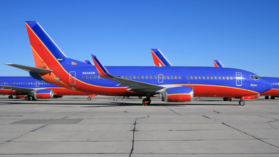 N604SW - Boeing 737-3H4 - Southwest Airlines