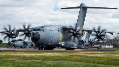 ZM417 - Airbus A400M Atlas C.1 - United Kingdom - Royal Air Force (RAF)