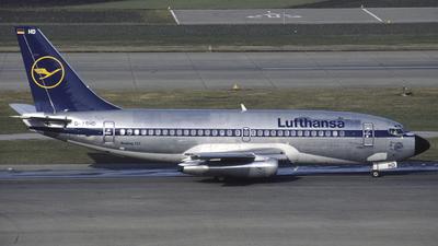 D-ABHD - Boeing 737-230(Adv) - Lufthansa