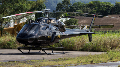 HK-4926 - Eurocopter AS 355N TwinStar - Private