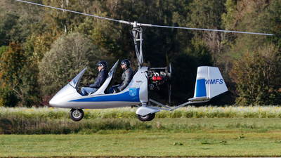 D-MMFS - Autogyro Europe MT-03 Eagle - Private