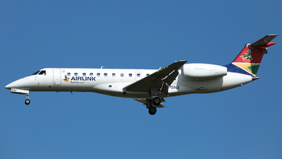 A picture of ZSSNX - Embraer ERJ135LR - Airlink - © R. Eikelenboom