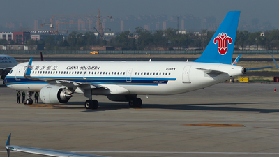 A picture of B30FW - Airbus A321253NX - China Southern Airlines - © Tongjun XIANG
