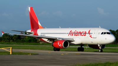N498TA - Airbus A320-233 - Avianca Central America