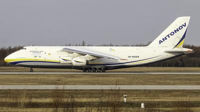 UR-82009 - An-124-100M-150 - Antonov Airlines
