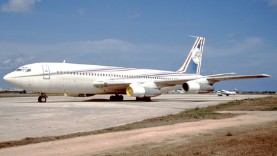 N720JR - Boeing 720-047B - JR Aviation