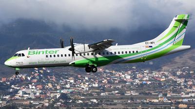 EC-MPI - ATR 72-212A(600) - Binter Canarias