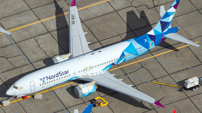 VQ-BXY - Boeing 737-8 MAX - Nordstar