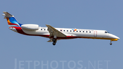 G-EMBX - Embraer ERJ-145EU - Novo Air
