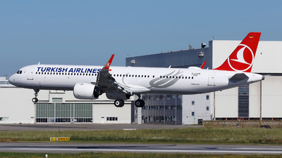 D-AYAN - Airbus A321-271NX - Turkish Airlines