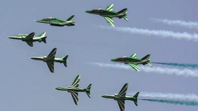 8817 - British Aerospace Hawk Mk.65 - Saudi Arabia - Air Force