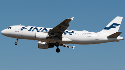 OH-LXB - Airbus A320-214 - Finnair