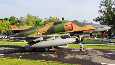 TT-0440 - Douglas A-4E Skyhawk - Indonesia - Air Force