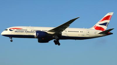 A picture of GZBJG - Boeing 7878 Dreamliner - British Airways - © R. Eikelenboom