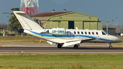 UR-DWH - Cessna 525B CitationJet 3 - ACR Aero-Charter Airlines