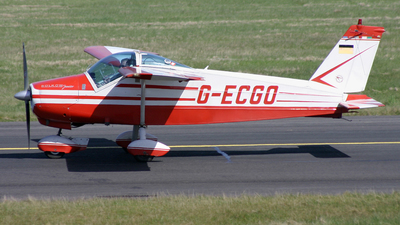 G-ECGO - Bolkow Bo208C Junior - Private