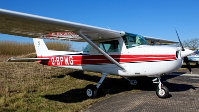 A picture of GBPWG - Cessna 150M - [15076707] - © Jez-UK