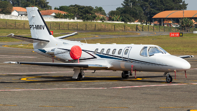 PT-MMV - Cessna 550B Citation Bravo - Private