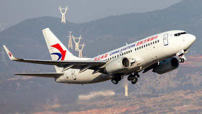 B-5245 - Boeing 737-79P - China Eastern Airlines