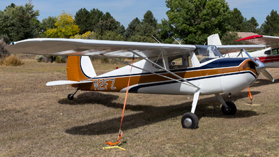 N2FZ - Cessna 140 - Private