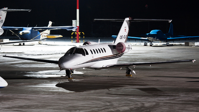 OE-FLP - Cessna 525A CitationJet 2 - ABC Bedarfsflug