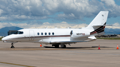 N597QS - Cessna Citation Latitude - NetJets Aviation