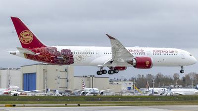 N5029U - Boeing 787-9 Dreamliner - Juneyao Airlines