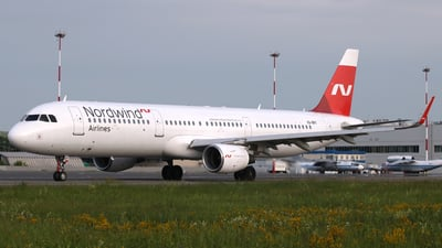 VQ-BRY - Airbus A321-211 - Nordwind Airlines