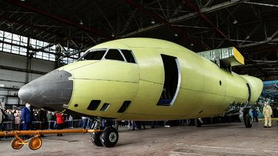 - Antonov An-178-100P - Antonov Design Bureau