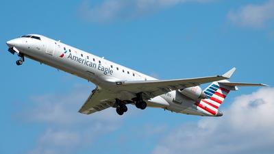 N501BG - Bombardier CRJ-701ER - American Eagle (PSA Airlines)