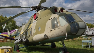 06 - Mil Mi-8MT Hip - Ukraine - Air Force