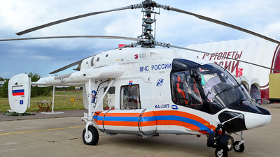 241 - Kamov Ka-226T - Russia - Ministry for Emergency Situations (MChS)