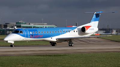 G-RJXD - Embraer ERJ-145EP - Loganair