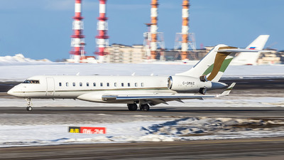 G-DMAZ - Bombardier BD-700-1A10 Global Express XRS - TAG Aviation
