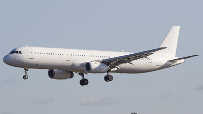 LY-NVU - Airbus A321-231 - Avion Express
