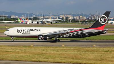 B-1589 - Boeing 767-338(ER)(BCF) - SF Airlines