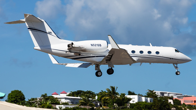 N521SB - Gulfstream G-IV(SP) - Private