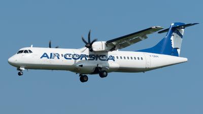 F-GRPI - ATR 72-212A(500) - Air Corsica