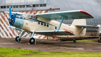 CCCP-70224 - PZL-Mielec An-2R - Private