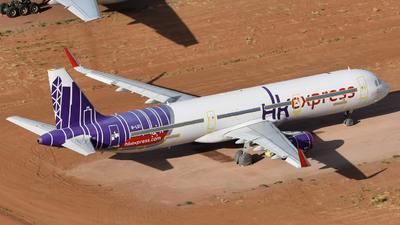 B-LEI - Airbus A321-231 - Hong Kong Express