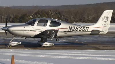 N283SR - Cirrus SR22-GTS G3 Turbo - Private