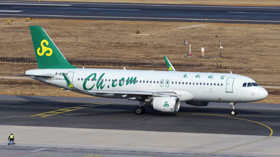 B-8346 - Airbus A320-214 - Spring Airlines